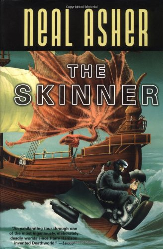 9780765307378: The Skinner (Spatterjay, Book 1)