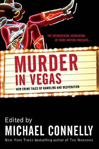 9780765307408: Murder in Vegas: New Crime Tales of Gambling and Desperation