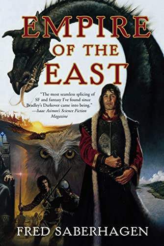 9780765307422: Empire of the East (Bks. 1-3: The Broken Lands, The Black Mountains, and Ardneh's World)