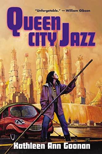 9780765307514: Queen City Jazz