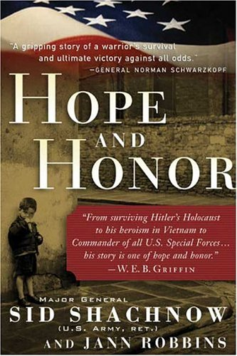 HOPE AND HONOR (AUTOGRAPHED)