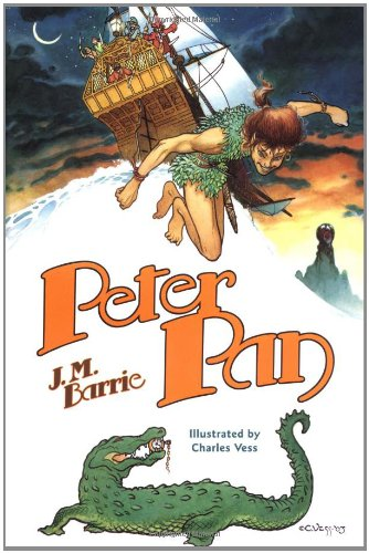 Peter Pan: Barrie, J. M.