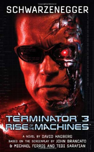 Terminator 3: Rise of the Machines 1st Edition Signed NEW