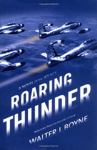 9780765308436: Roaring Thunder: A Novel of the Jet Age (Novels of the Jet Age)