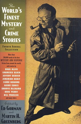 Worlds Finest Mystery and Crime: The Worlds Finest Mystery and Crime Stories 4