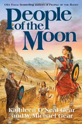 9780765308566: People of the Moon (First North Americans)