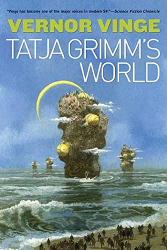 9780765308856: Tatja Grimm's World