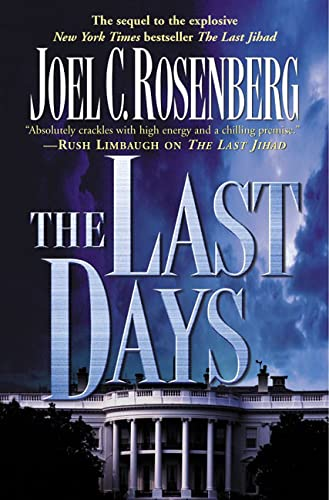 9780765309280: The Last Days (Political Thrillers Series #2)