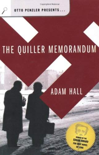 9780765309686: The Quiller Memorandum (Otto Penzler Presents...)