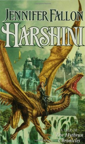 9780765309884: Harshini (The Hythrun Chronicles: Demon Child Trilogy, Book 3)