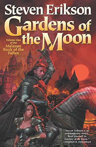 9780765310019: Gardens of the Moon (The Malazan Book of the Fallen, Book 1)