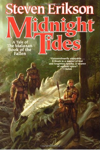 9780765310057: Midnight Tides : A Tale of the Malazan Book of the Fallen