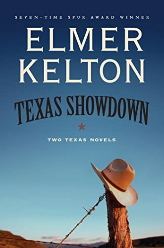 9780765310200: Texas Showdown: Two Texas Novels