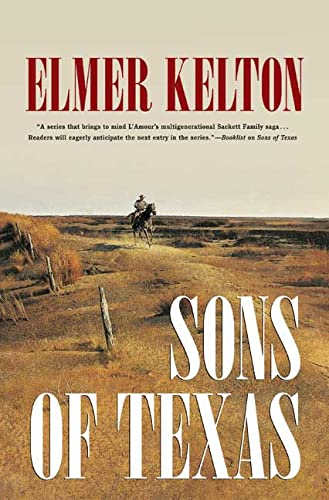 9780765310217: Sons of Texas