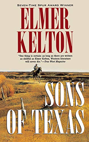 9780765310224: SONS OF TEXAS
