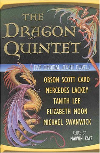 The Dragon Quintet: Five Original Short Novels: Anthology - Edited by Marvin Kaye