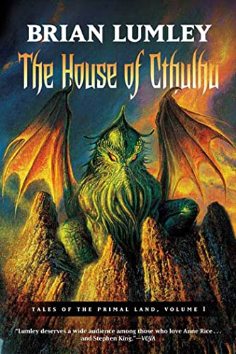 9780765310743: The House of Cthulhu: Tale of the Primal Land: 1