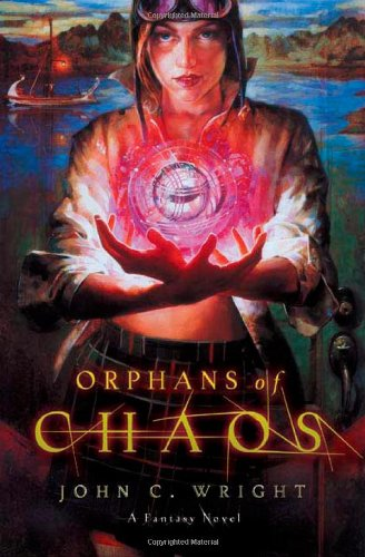 9780765311313: Orphans of Chaos (The Chronicles of Chaos)