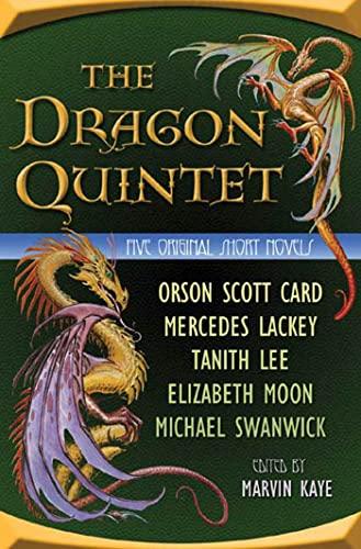 9780765311368: The Dragon Quintet: Five Original Short Novels