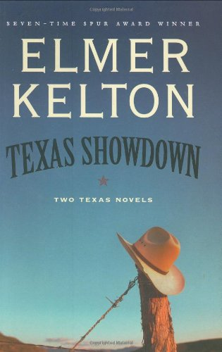 9780765311528: Texas Showdown: Two Texas Novels
