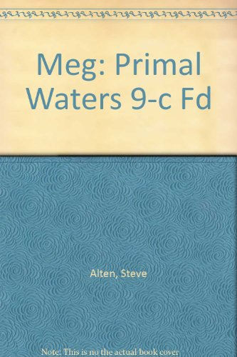 9780765311573: Meg: Primal Waters 9 C Fd