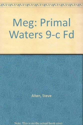 9780765311573: Meg: Primal Waters 9 C Fd