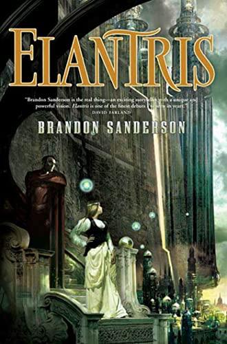 9780765311771: Elantris