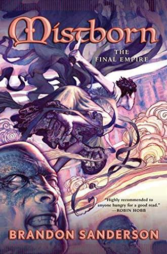 9780765311788: Mistborn: The Final Empire