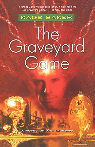 9780765311849: The Graveyard Game (Company)