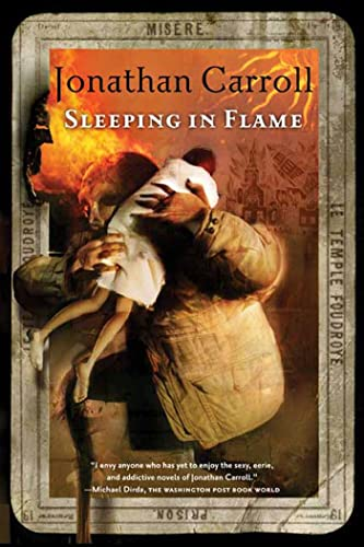 9780765311863: Sleeping in Flame