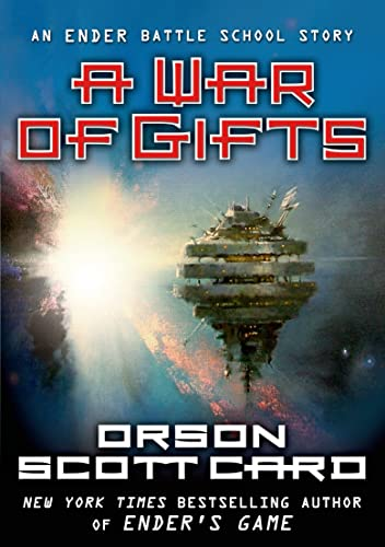 9780765312822: A War of Gifts: An Ender Story (Other Tales from the Ender Universe)