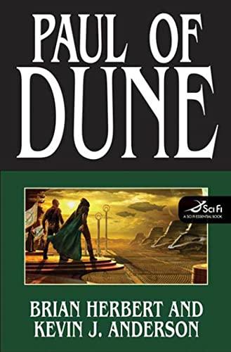 9780765312945: Paul of Dune
