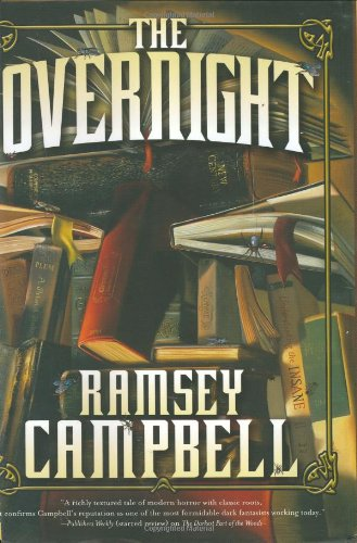 The Overnight (0765312999) by Campbell, Ramsey