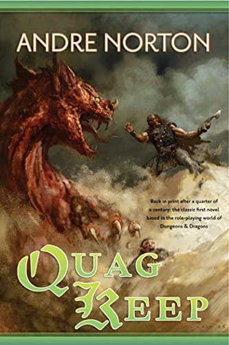 9780765313027: Quag Keep