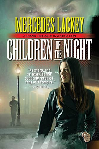 9780765313188: Children of the Night: A Diana Tregarde Investigation