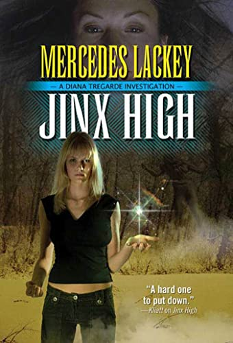 9780765313195: Jinx High: A Diana Tregarde Investigation