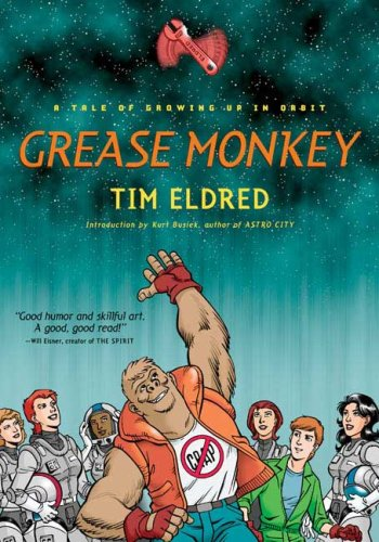 9780765313256: Grease Monkey