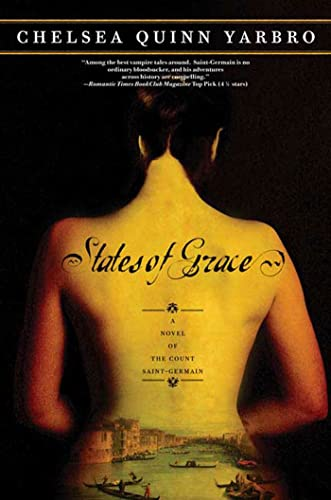 9780765313928: States of Grace: A Novel of the Count Saint-Germain (St. Germain)