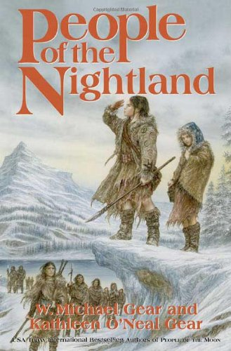 People of the Nightland (First North Americans (Hardcover))
