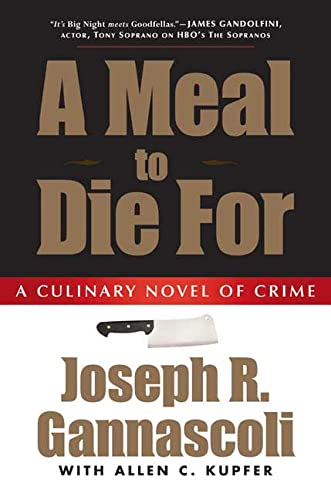 9780765314444: A Meal to Die For: A Culinary Novel of Crime