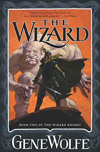 9780765314703: The Wizard: Book Two of The Wizard Knight