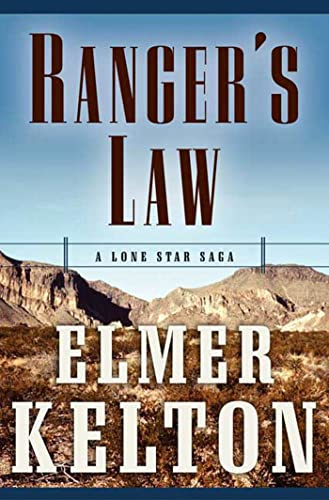 9780765315205: Ranger's Law (Texas Rangers)