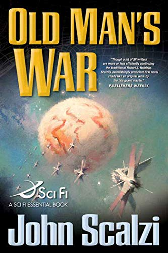 Old Man's War (0765315246) by John Scalzi
