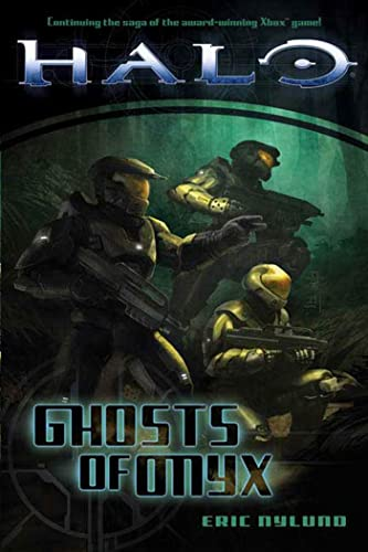 9780765315687: Ghosts of Onyx (Halo)