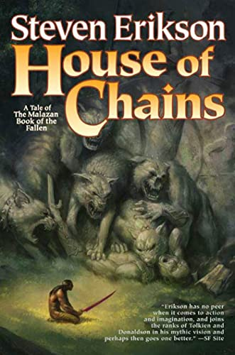House of Chains Malazan Book of the Fallen 4