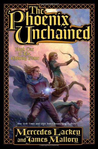 9780765315939: The Phoenix Unchained (Enduring Flame, Book 1)