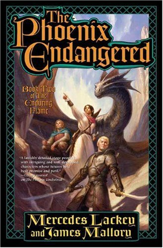 9780765315946: The Phoenix Endangered: Book Two of The Enduring Flame