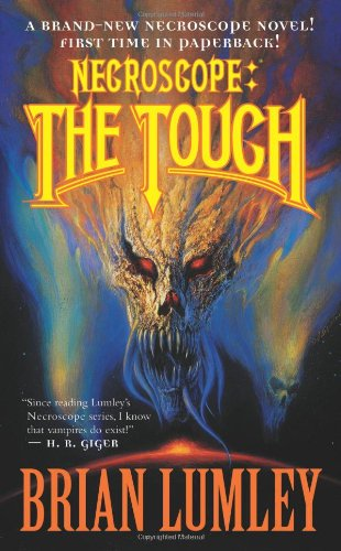 9780765316097: The Touch (Necroscope)