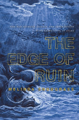 The Edge of Ruin: **Signed**: Snodgrass, Melinda