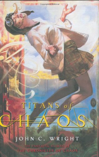 9780765316486: Titans of Chaos (The Chronicles of Chaos)